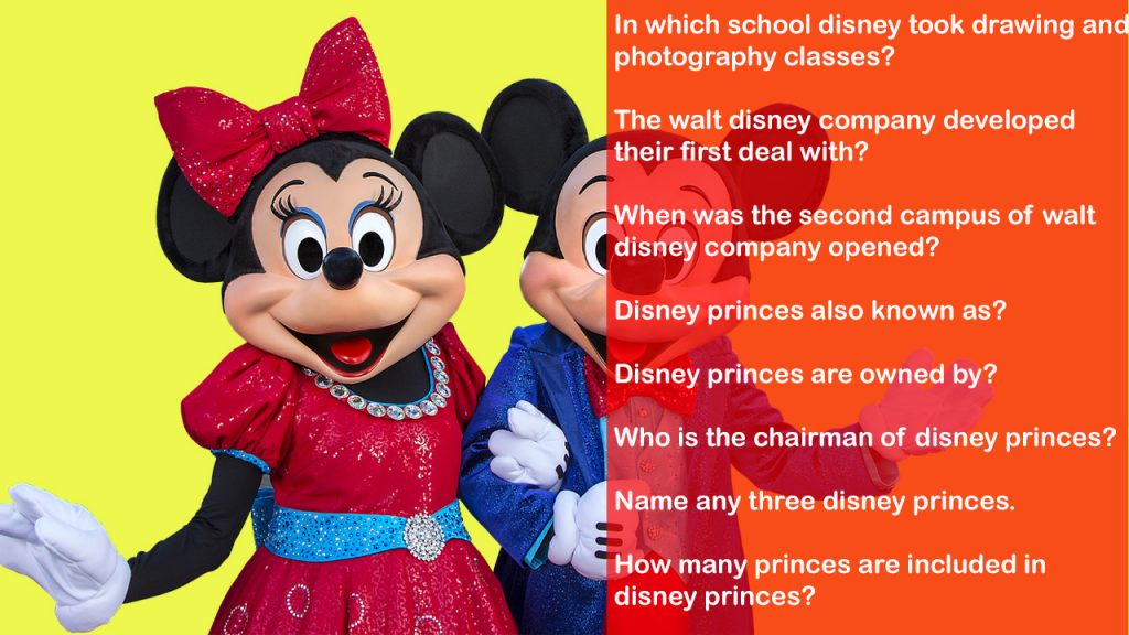 Disney Princess Trivia Questions And Answers For Kids