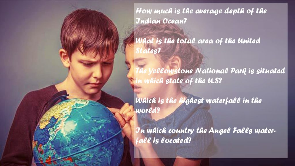 Geography trivia For Kids