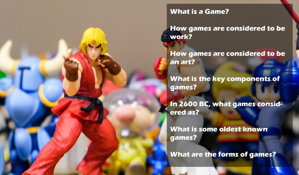 Latest Games Questions for Kids
