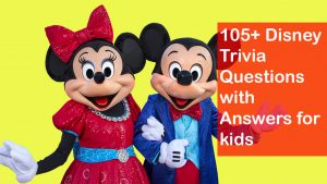 disney trivia for kids