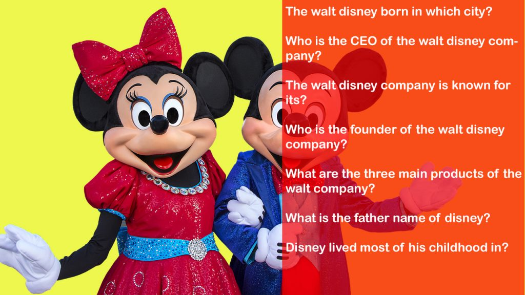 easy disney trivia questions for kids