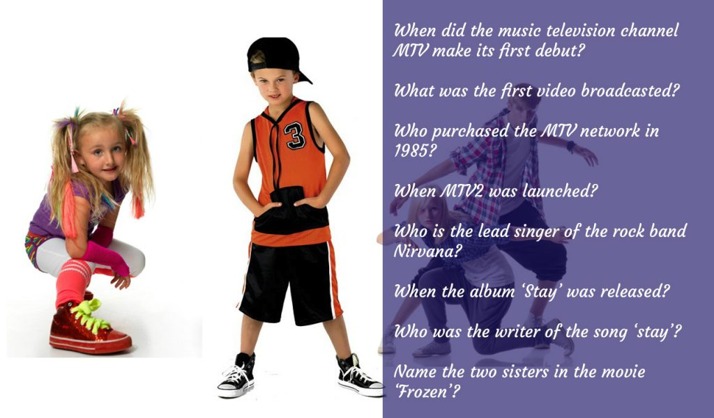 easy pop trivia questions for kids