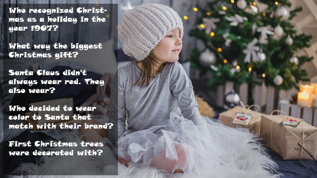 christmas trivia facts
