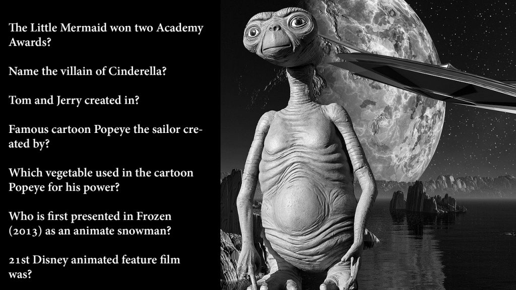 fun movie trivia questions for kids