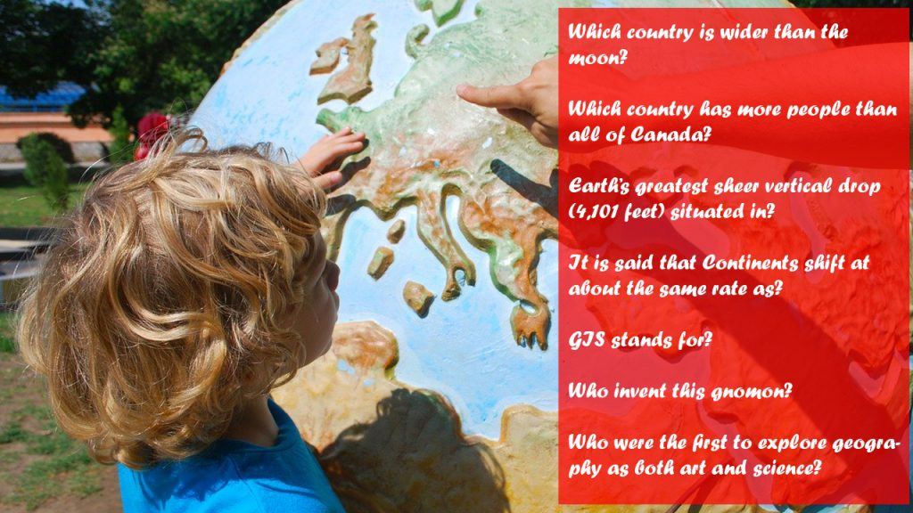 general geography trivia questions for kids