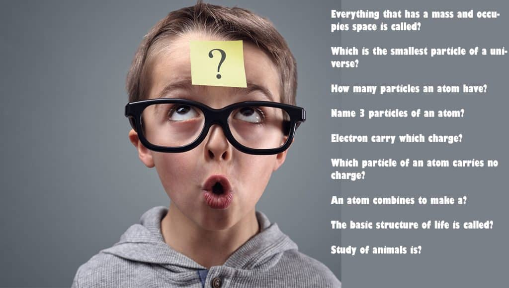 science quiz questions for kids with answers