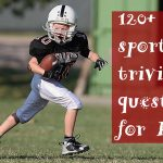 120+ best and basic sports trivia for kids | NBA, NFL, Tennis, Soccer
