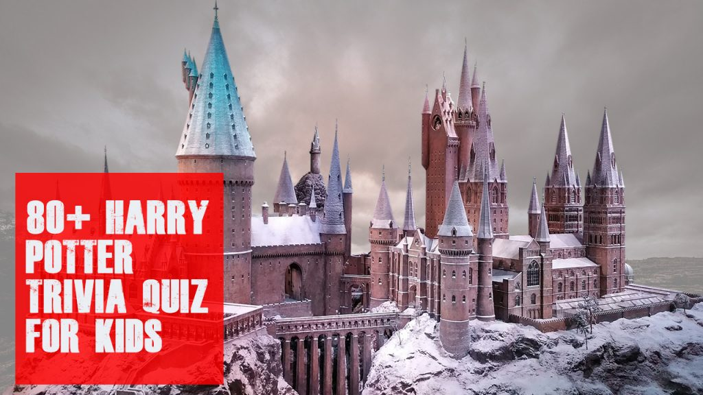 harry potter trivia for kids
