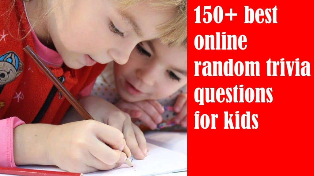 online random trivia questions for kids education