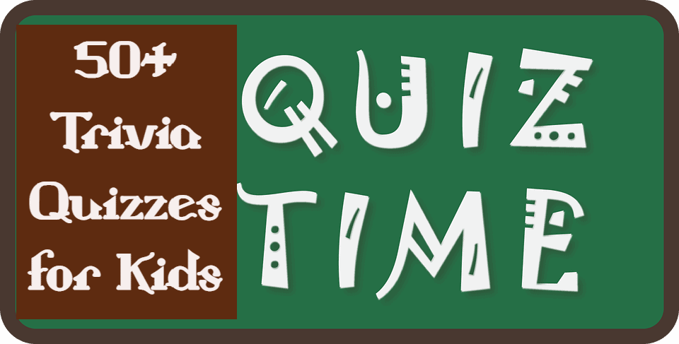 trivia quizzes for kids