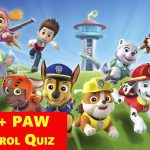 40+ PAW Patrol Trivia Quiz and Facts