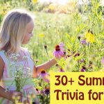 30+ Best Summer Trivia for Kids