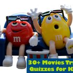 30+ Interesting Movies Trivia Quizzes for Kids