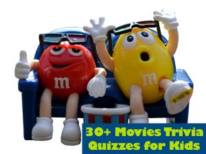 Movies Trivia Quizzes