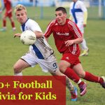 40+ Football Trivia for Kids