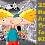 35+ Trivia Questions about Hey Arnold