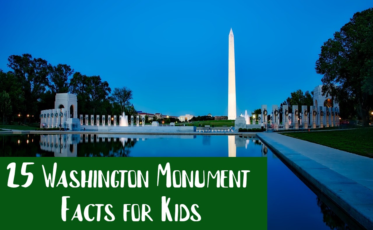 Washington Monument Facts for Kids